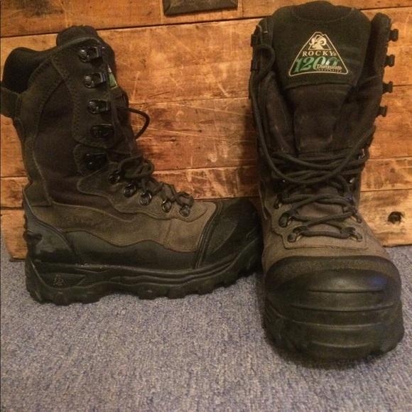 fb376bd72ae Rocky 1200-Gram Thinsulate Boots